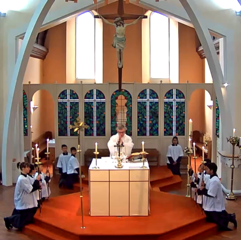 Catholic Mass Online