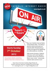 Heart Gives Unto Heart Catholic Internet Radio