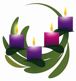 Advent at St Mary of the Angels