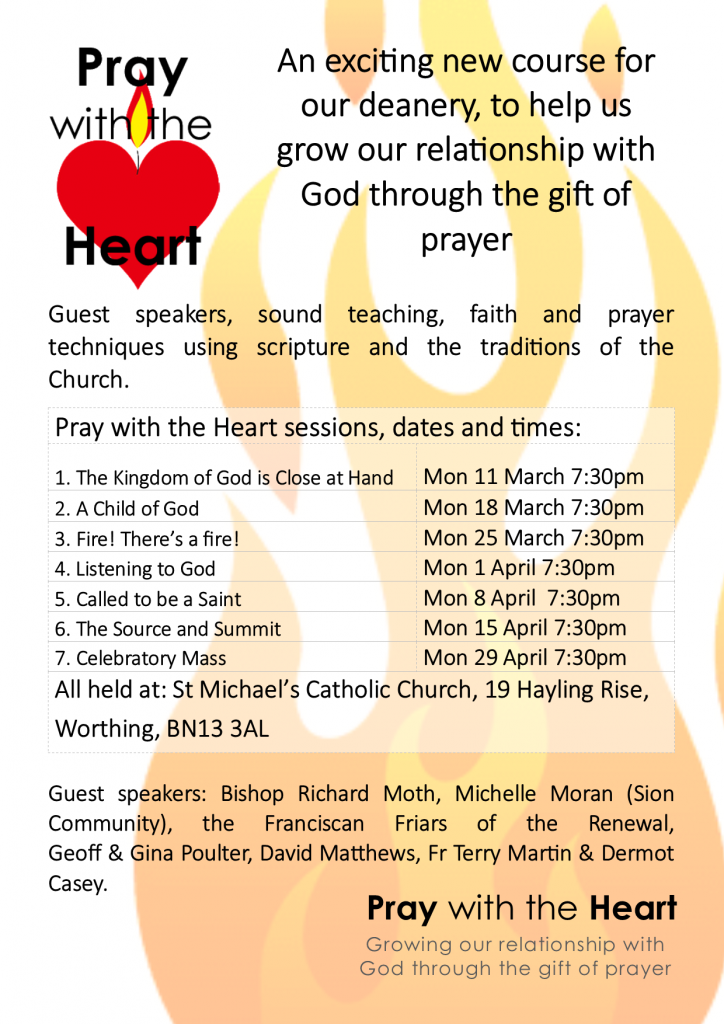 Pray with the Heart Course