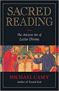 Sacred Reading by Michael Casey, the book mentioned by Bishop Richard Moth