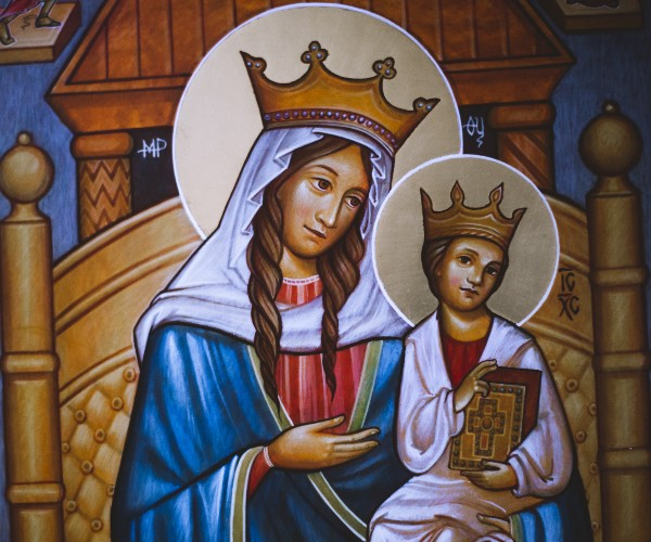 dowry of mary consecration